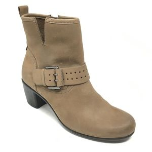 Women's NEW Ecco Ankle Boots Booties 37EU/6-6.5 US